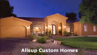 Scottsdale Custom Homes by Allsup