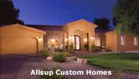 Scottsdale Custom Homes by Allsup